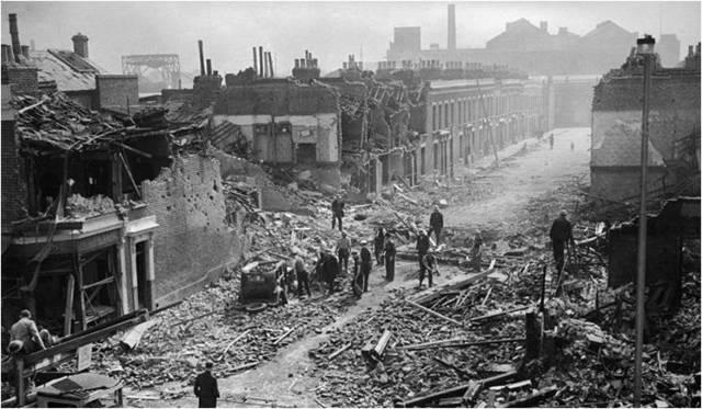 Testemunhas do bombardeio