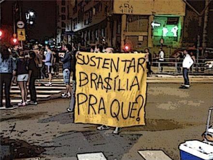 Independência de Brasília ou morte